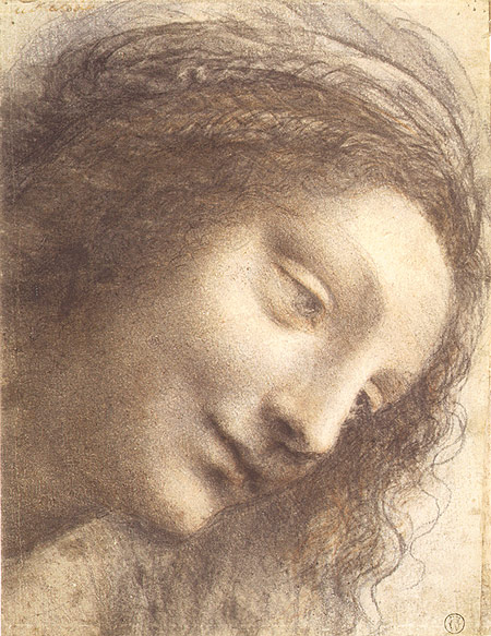 леонардо да винчи рисунки: