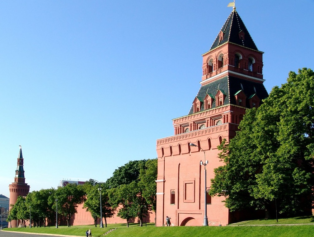презентация про спасскую башню г.москва