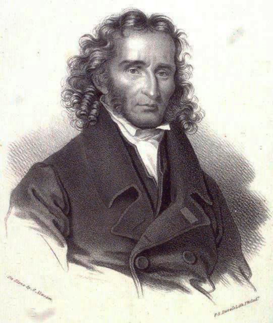 Никколо паганини  итальянский скрипач и композитор