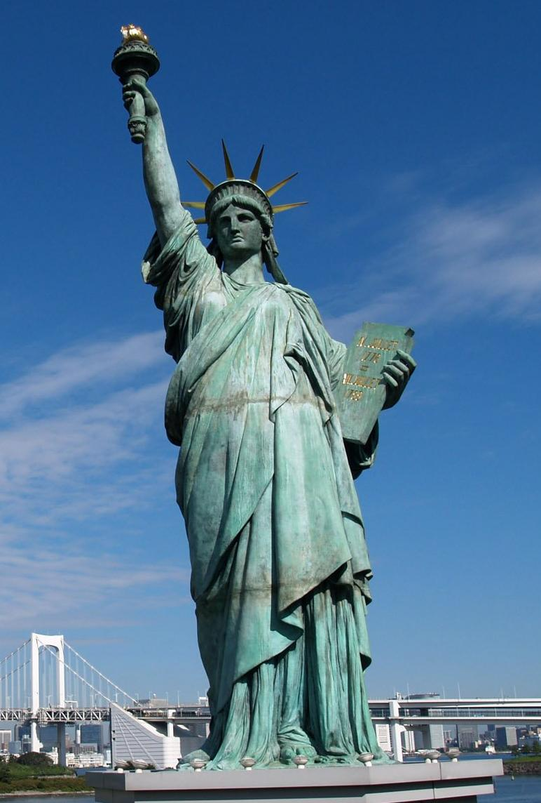 фото статуя свободы картинки