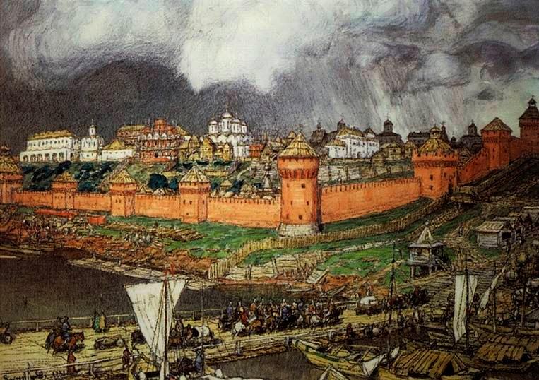 Картинки по запросу москва в 14 веке
