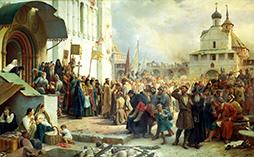 Верещагин, Осада Троице-Сергиевой лавры в смутное время
