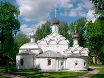 Архангельское, домовая церковь