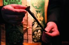 Гвоздь от Креста, на котором был распят Спаситель