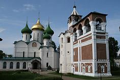 Спасо-Евфимиев мужской монастырь Суздаль
