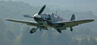 Истребитель Ме-109