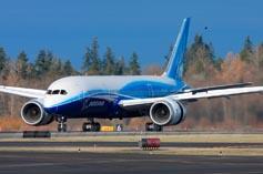 Самолет Boeing-787