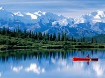 Аляска пейзаж