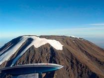 Гора Калиманжаро в Африке 02