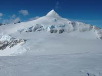 Гора Винсон в Антарктиде