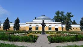 Конезавод в Хреновое Воронежской области