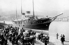 Императорская яхта Штандарт (Николай 2)