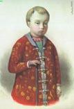 Дмитрий Алексеевич сын Алексей Михайловича
