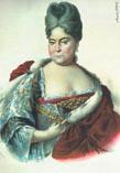 Наталья Алексеевна дочь Алексея Михайловича