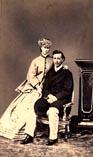 Царевич Николай Александрович и принцесса Датская Дагмар