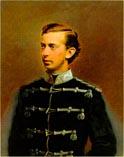 Царевич Николай Александрович - первый сын Марии Федоровны и Александра III