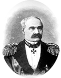 Адмирал Русского флота Степан Лесовский