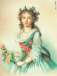 Елизавета Алексеевна жена Александра I