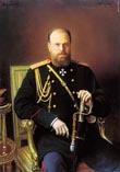Александр 3, худ. Крамской