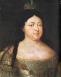 Анна Иоановна, неизв. Худ