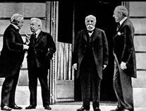 Конференция большой четверки 1920 год