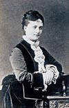 Долгорукая Екатерина Алексеевна вторая жена Александра 2