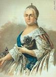 Екатерина 2 в расцвете