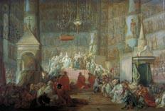 Коронование Екатерины 2