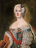 Мать Екатерины 2