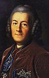Великий Канцлер (министр иностранных дел) граф Бестужев-Рюмин