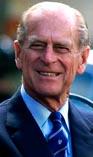 Муж Елизаветы 2 принц Филипп