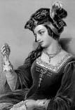 Анна Болейн вторая жена Генриха 8