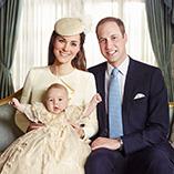 Самый популярный  ребенок планеты принц Кембриджский Георг Александр Луи, сын герцога и герцогини Кембриджских Уильяма и Кейт