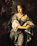 Жена Армфельта - Гедвига Делагарди