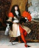 Людовик XIV портрет