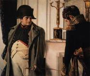 Верещагин. Наполеон и маршал Лористон. Мир во что бы то ни стало!