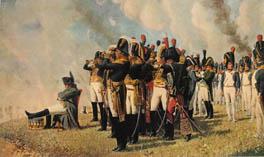 Верещагин, Наполеон на Бородинских высотах