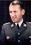 Эрнст Кальтенбруннер начальник РСХА Третьего Рейха, зам Гиммлера