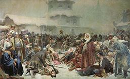 Марфа Посадница. Конец Новгородского веча