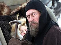 Олег Янковский в роли Митрополита Филиппа Колычева в фильме Царь