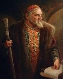 Царь Иван Грозный худ. Андрей Шишкин