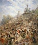 Призвание Минина в Нижнем Новгороде, Маковский