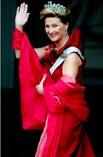 Норвежская королева Сонья ?