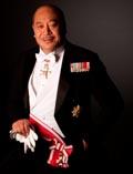 Король Тонга Тупоу V