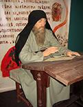 Монах Киево-Печарского монастыря Нестор, основатель русской летописи