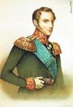 Николай I в юнности