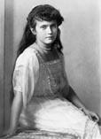 Анастасия дочь Николая 2