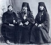 Распутин, Гермоген и Иллиодор
