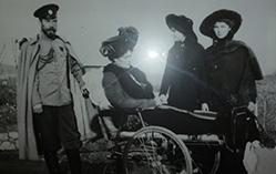 Николай 2, Александра Федоровна и старшие дочери