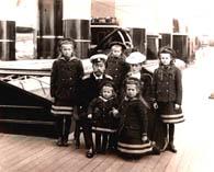 Николай 2 с семьей на